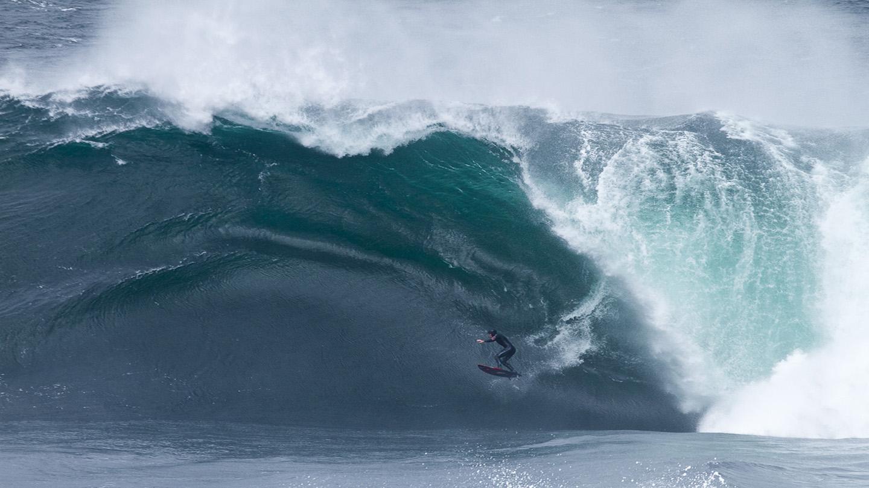 surfing shipstern bluff